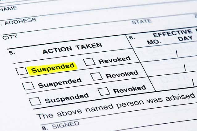 Gwinnett County Drivers License Suspension